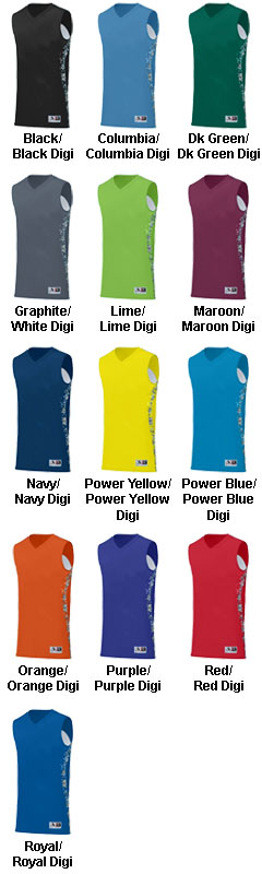 Hook Shot Reversible Jersey - All Colors