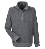 Mens Under Armour Elevate 1/4 Zip Sweater