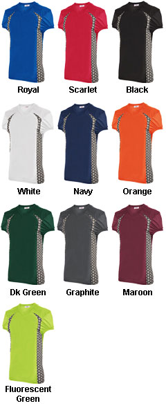 Youth Gauntlet Football Jersey - All Colors