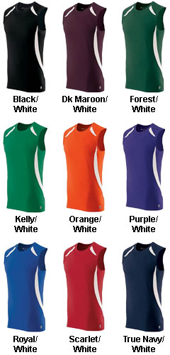 Adult Sprint Singlet - All Colors