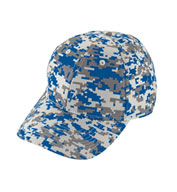 Digi Camo Cotton Twill Cap
