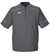Mens Under Armour Ultimate Short Sleeve Windshirt