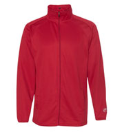 Rawlings Full-Zip Flatback Mesh Fleece Jacket