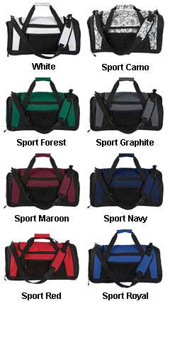 Team 365 Sport Duffel - All Colors