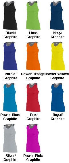 Ladies Astonish Tank - All Colors