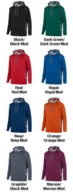 Adult Mod Camo Hoody - All Colors