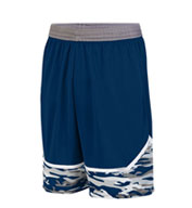 Youth Mod Camo Game Short