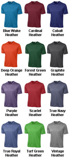 Adult Heather Contender™ Tee - All Colors