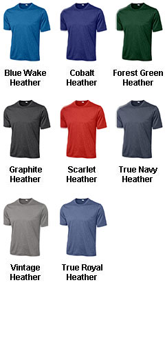 Tall Heather Contender™ Tee - All Colors