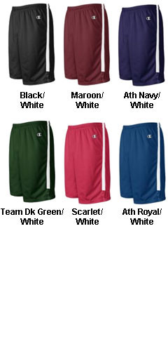 Champion Womens Supreme Double Dry® Basketball Short - All Colors