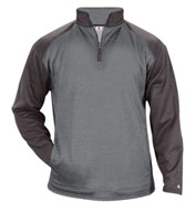 Sport Heather Tonal 1/4 Zip