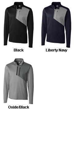 Mens Shaw Hybrid Half Zip - All Colors