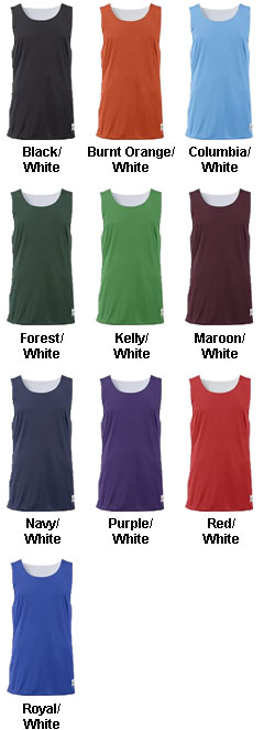 Youth B-Core Reversible Tank - All Colors