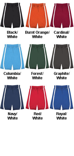 B-Slam Reversible Short - All Colors