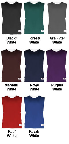 Adult B-Power Reversible Tank - All Colors