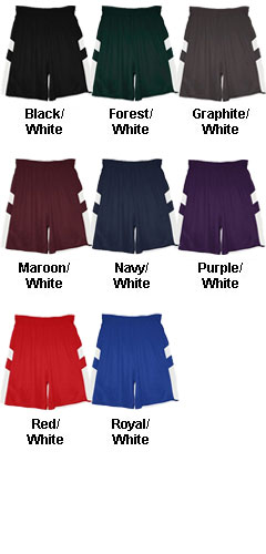 Adult B-Pivot Reversible Short - All Colors