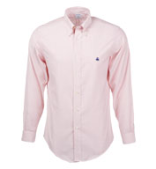 Brooks Brothers Mens Madison Fit Bengal Stripe Oxford