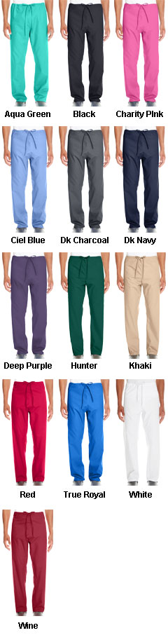 Mens Restore 4.9 oz Scrub Bottoms  - All Colors