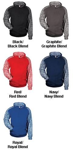 Sport Blend Youth Hood - All Colors