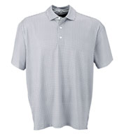 Vansport™ Pro Mini-Gingham Polo