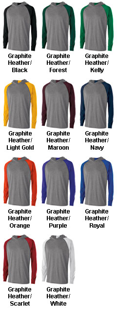 Adult Echo Hoodie - All Colors