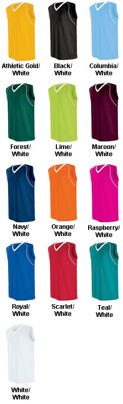 Womens Flex Jersey - All Colors