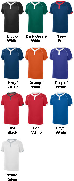 Adult Stanza Jersey - All Colors