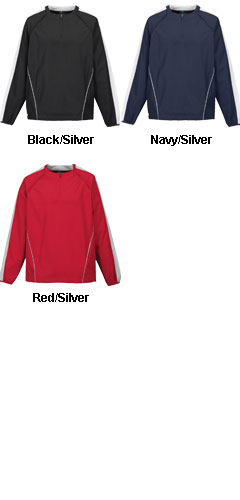 R.B.I Zip Off Sleeve Windshirt - All Colors