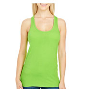 Threadfast Apparel Ladies Spandex Performance Racer Tank