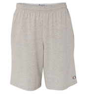 Champion Adult Cotton Jersey Shorts with Pockets