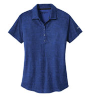 Nike Golf Ladies Dri-FIT Crosshatch Polo