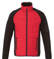 Mens Banff Hybrid Insulated Jacket