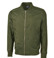 Mens Boston Flight Jacket