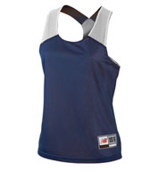 Womens New Balance Reversible Elite Lacrosse Pinnie