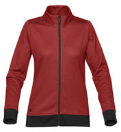 Womens Sidewinder Fleece Jacket