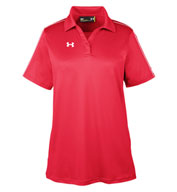 Under Armour Ladies Tech Polo