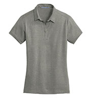 Ladies Meridian Cotton Blend Polo
