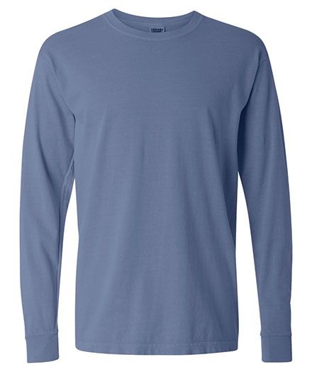 Long Sleeve 6.1 Oz Ringspun Cotton T-Shirt - Adult Mens