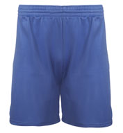 Teamwork 4423 Micro Mesh League Shorts - Adult Mens