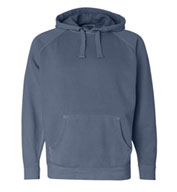 Sweat Pigment Dyed Pullover Hooded Mens