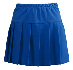 Teamwork 4050 Pleated Skirt - Womens