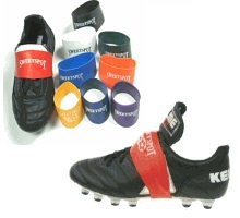 Soccer Shoe Band Sweet Spots