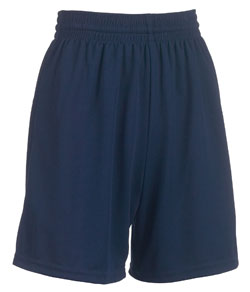 Teamwork 4246 Cool Mesh Volleyball Shorts - Womens