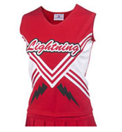 Adult Womens Shout Cheer Shell