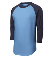 Jerseys Colorblock Raglan Adult
