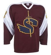 Teamwork 1527 Birdseye Airmesh Hockey Jerseys - Adult Mens