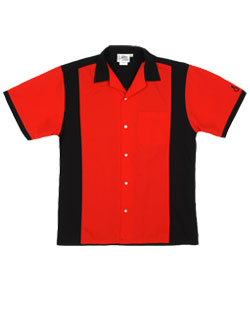 Adult Retro Bowling Shirt