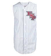 Adult Pro Style Sleeveless 6 Button Front Jersey