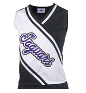 Womens Deluxe Contrast Cheer Shell
