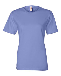 Anvil Heavyweight Scoop T-shirt - Ladies